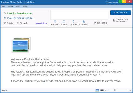 Ashisoft Duplicate Photo Finder Pro 1.4.4.0