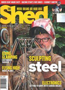 The Shed - May/June 2017