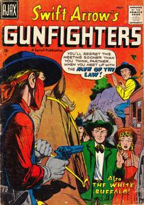 Swift Arrow's Gunfighters 004 (Ajax Farrell) (Nov 1957)