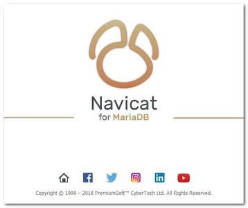 Navicat for MariaDB 12.1.17