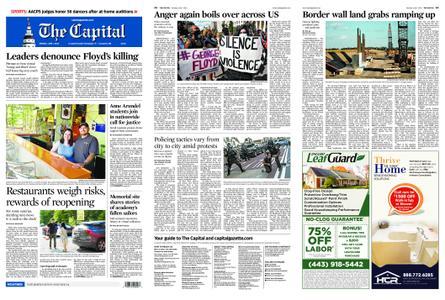 The Capital – June 01, 2020