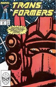 Transformers Issue #58 Vol. 1