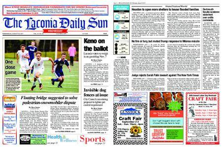 The Laconia Daily Sun – August 30, 2017