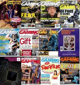 Computer Gaming World Nr. 1-268 - November 1981-2006