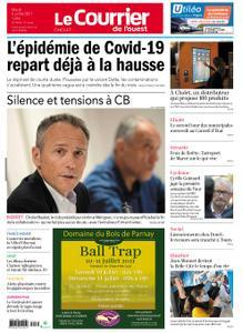 Le Courrier de l'Ouest Cholet – 06 juillet 2021