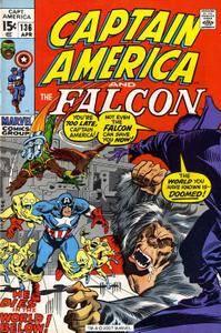 Captain America v1 136 Complete Marvel DVD Collection