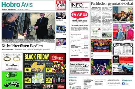 Hobro Avis – 21. november 2017