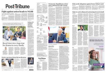 Post-Tribune – March 12, 2021