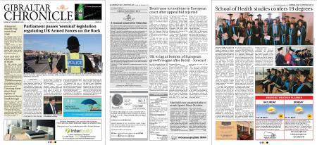 Gibraltar Chronicle – 09 November 2018