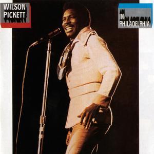 Wilson Pickett - In Philadelphia (1970/2012) [Official Digital Download 24-bit/96 kHz]