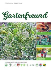 Gartenfreund – Oktober 2019