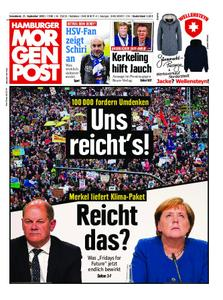 Hamburger Morgenpost – 21. September 2019