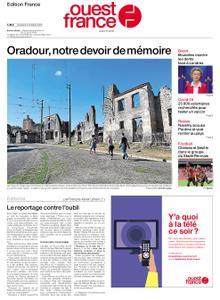 Ouest-France Édition France – 02 octobre 2020