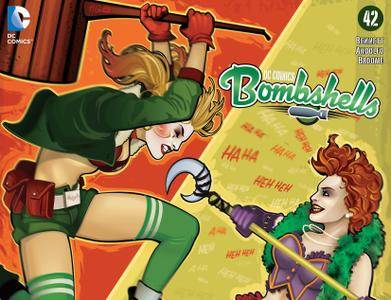 DC Comics - Bombshells 042 2016 Digital