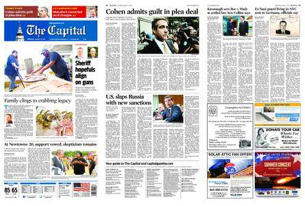 The Capital – August 22, 2018