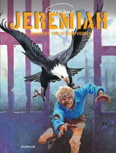 "Strip - ""Jeremiah - 01 - De Nacht Van De Roofvogels cbr"
