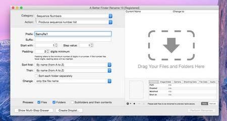 Publicspace A Better Finder Rename 11.19 macOS