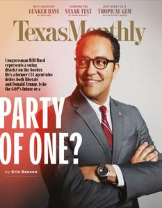 Texas Monthly - April 2019