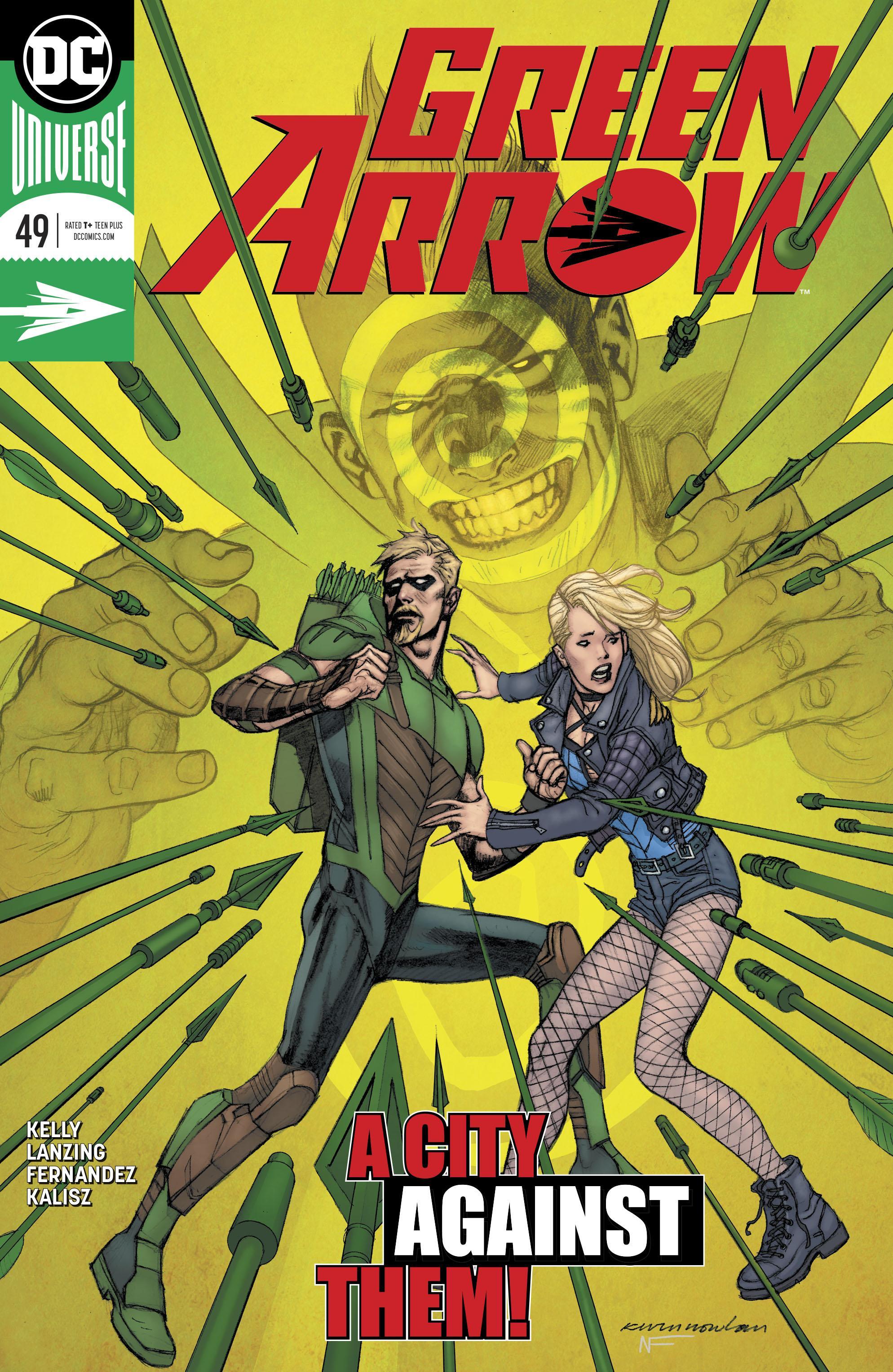 Green Arrow 049 2019 2 covers Digital Zone