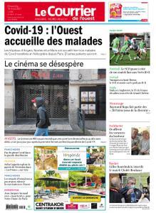 Le Courrier de l'Ouest Angers – 14 mars 2021