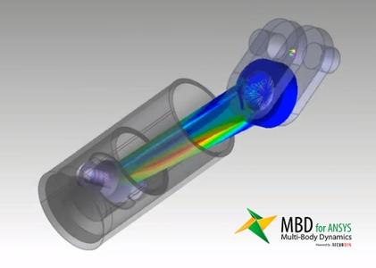 FunctionBay Multi-Body Dynamics for ANSYS 19.2