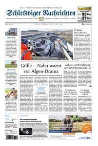 Schleswiger Nachrichten - 09. Februar 2018