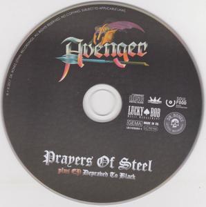 Avenger - Prayers Of Steel (1985) [2017, 2CD, Remastered]