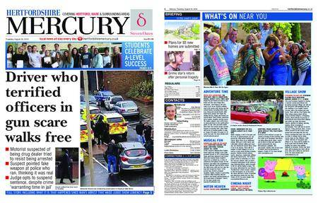 Hertfordshire Mercury – August 23, 2018