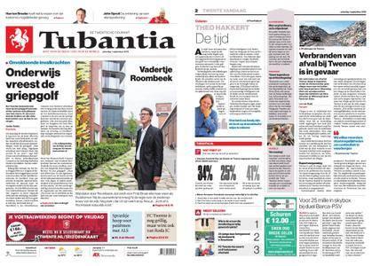 Tubantia - Enschede – 01 september 2018