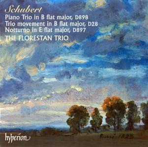 The Florestan Trio - Franz Schubert: Piano Trio in B flat; Notturno; Piano Trio Movement (2001)