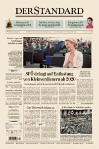 Der Standard – 17. Juli 2019