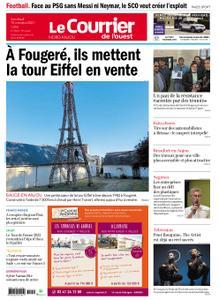 Le Courrier de l'Ouest Nord Anjou – 15 octobre 2021