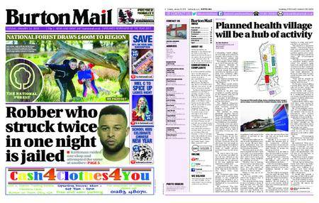 Burton Mail – January 23, 2018