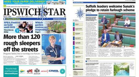 Ipswich Star – May 13, 2020