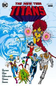 The New Teen Titans v09 2018 digital Son of Ultron