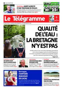 Le Télégramme Quimper – 01 août 2020