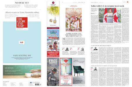 The Globe and Mail – September 01, 2018