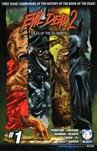Evil Dead 2 Tales Of The Ex-Mortis 0012015