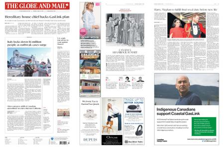 The Globe and Mail – March 09, 2020