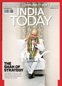 India Today - October 05, 2017
