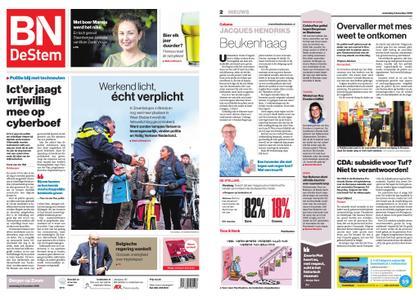 BN DeStem - Bergen op Zoom – 05 december 2018