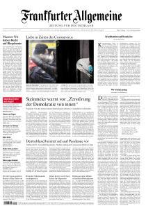 Frankfurter Allgemeine Zeitung - 14 Februar 2020