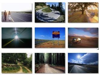 Corbis Online: Road 3