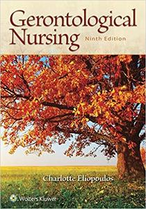 Gerontological Nursing Ninth, North American Edition
