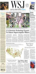 The Wall Street Journal – 22 June 2019