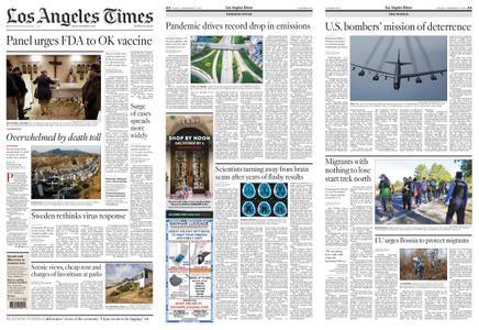 Los Angeles Times – December 11, 2020
