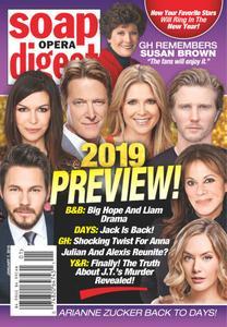 Soap Opera Digest - January 07, 2019