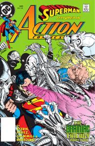 Action Comics 648 1990 Digital Shadowcat