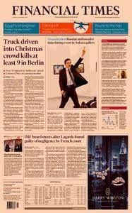 Financial Times UK  December 20 2016