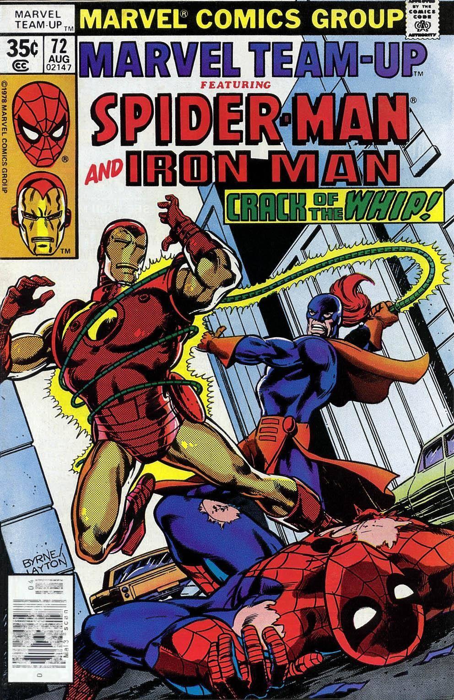 Marvel Team-Up v1 072 1978